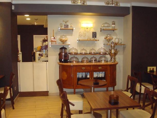 Cruixent: café envuelto de música clásica en Torroella de Montgrí