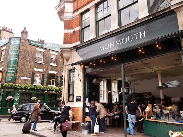 Descubrir uno de los nombre propios del café Espresso en Londres