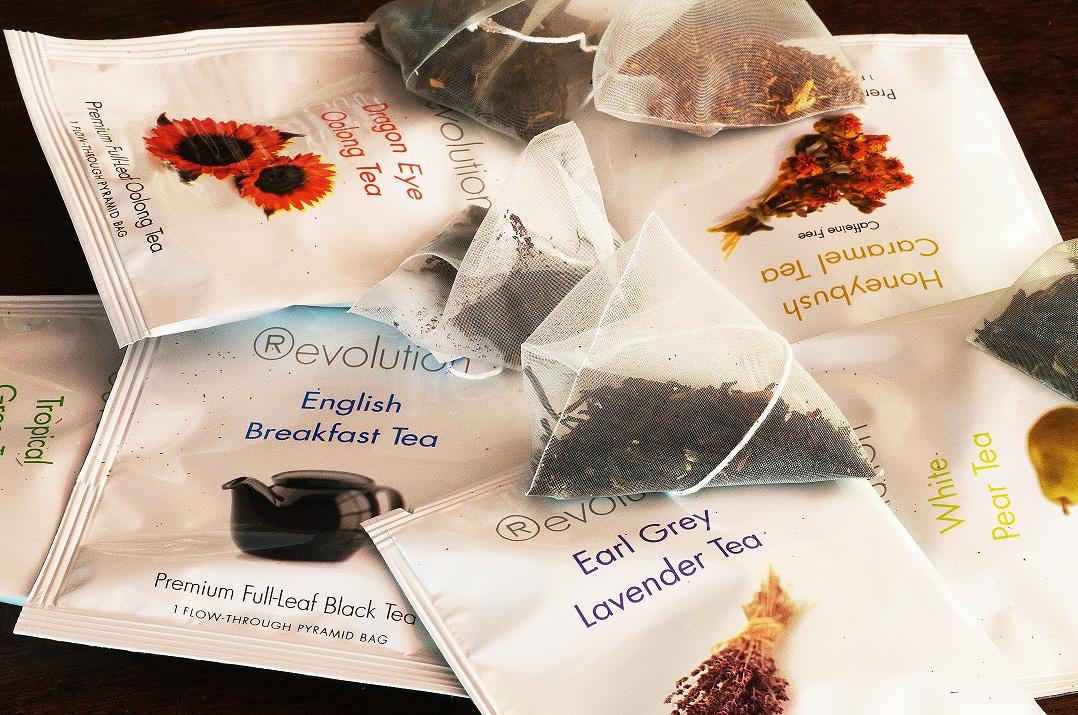 TÉ REVOLUTION, la innovación en el mundo del té