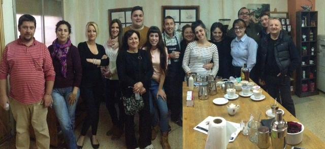 Taller 'El Espresso Perfecto BOU Café' en Valencia