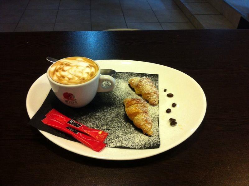 Repostería y café BOU en Olesa de Montserrat (Barcelona)