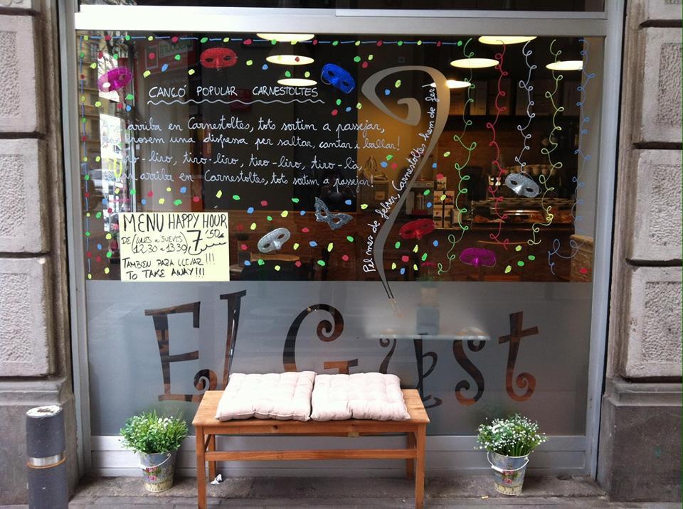 Cafetería El Gust – ambiente familiar para los amantes del café