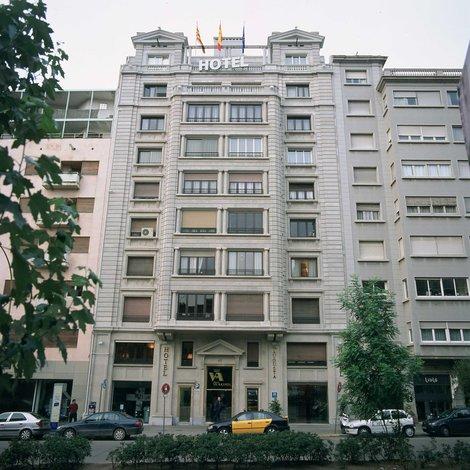Hotel Via Agusta – Estancia confortable en un edificio histórico en el centro de Barcelona