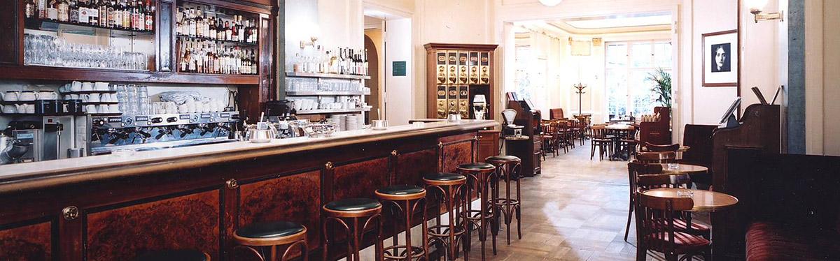 Café Einstein (Berlín), visita obligada en la ruta culinaria germana