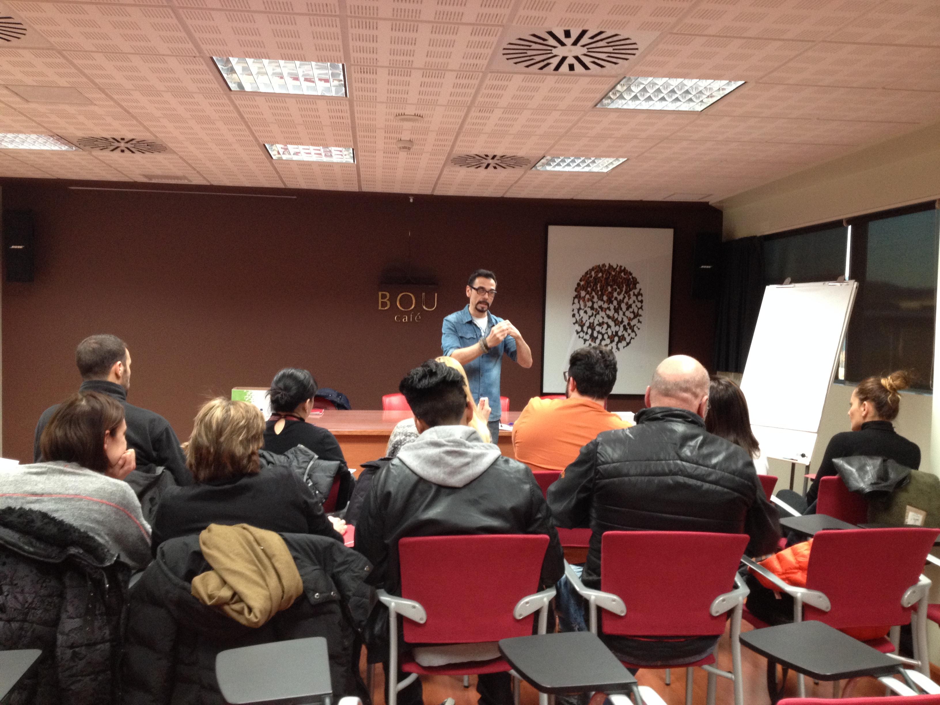 Comienza el Programa de Formación de Barista Profesional en Barcelona