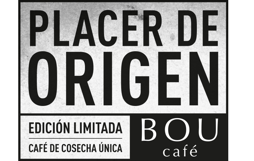 ¡Te acercamos origen a los consumidores con PLACER de ORIGEN BOU Café!