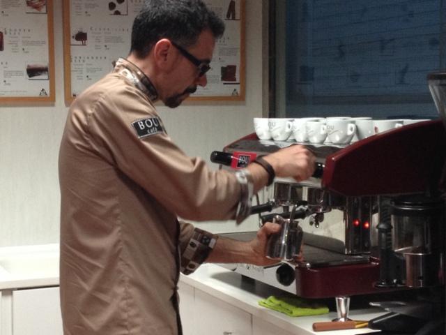 BOU Café empieza la IV edición del Programa de Formación de Barista Profesional