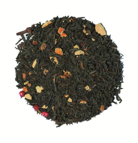 Nueva propuesta de té a granel de BOU Café