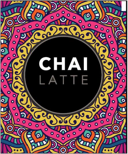 Novedades carta de invierno: CHAI LATTE